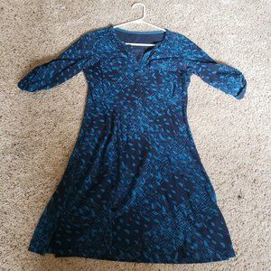 Patagonia long sleeve dress